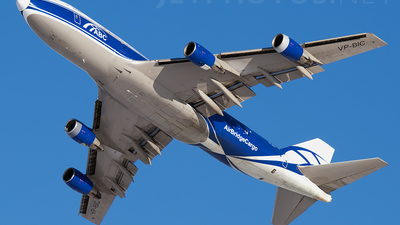 VP-BIC - Boeing 747-329(SF) - Air Bridge Cargo