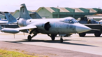 MM6842 - Lockheed F-104S ASA-M Starfighter - Italy - Air Force