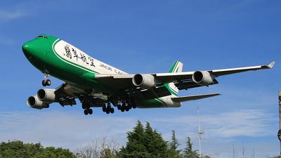 B-2423 - Boeing 747-4EVERF - Jade Cargo International