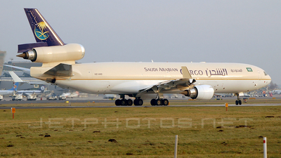 HZ-AND - McDonnell Douglas MD-11(F) - Saudi Arabian Airlines Cargo