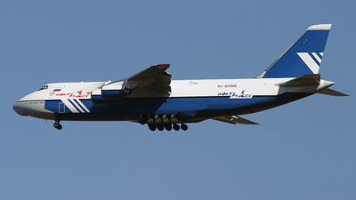 RA-82068 - Antonov An-124-100 Ruslan - Polet Flight