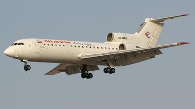 EP-QFB - Yakovlev Yak-42D - Fars Air Qeshm
