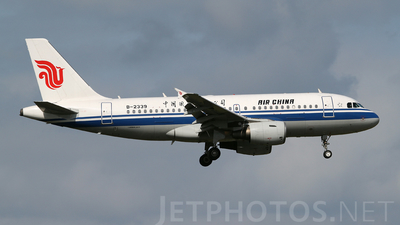 B-2339 - Airbus A319-112 - Air China