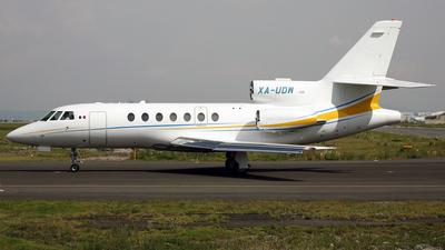 XA-UDW - Dassault Falcon 50EX - Private