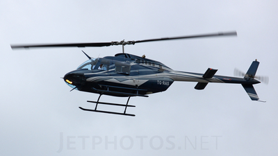 TG-RAS - Bell 206B JetRanger III - Private