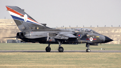 ZA556 - Panavia Tornado GR.1 - United Kingdom - Royal Air Force (RAF)