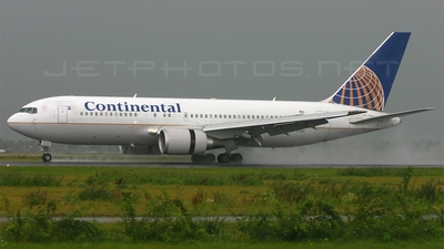 N73152 - Boeing 767-224(ER) - Continental Airlines