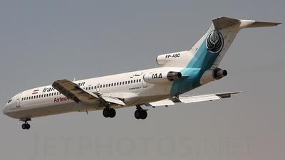 EP-ASC - Boeing 727-228(Adv) - Iran Aseman Airlines