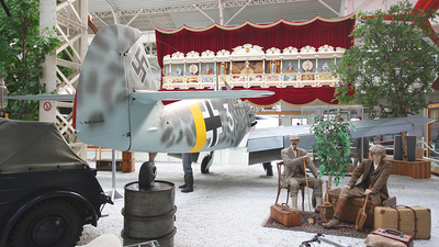 19310 - Messerschmitt Bf 109G-4 - Germany - Air Force