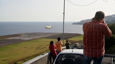 LPMA - Airport - Spotting Location