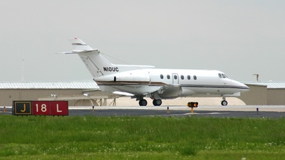 N10UC - Hawker Siddeley HS-125-700A - Private
