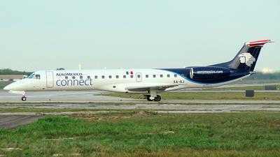 XA-ILI - Embraer ERJ-145LU - Aeroméxico Connect (Aerolitoral)