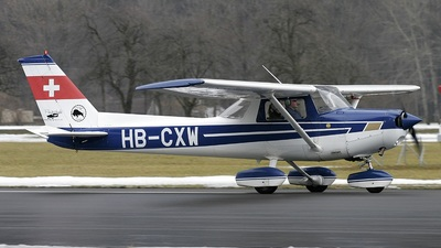 HB-CXW - Reims-Cessna F152 - Flying Ranch