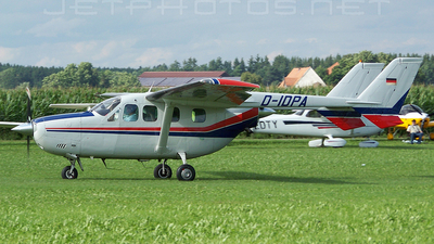 D-IDPA - Cessna T337G Super Skymaster - Private