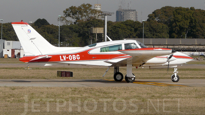A picture of LVOBG - Cessna 310R - [310R1831] - © LuisOL