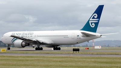 ZK-NCN - Boeing 767-319(ER) - Air New Zealand