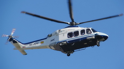 EC-JOU - Agusta-Westland AW-139 - Helisureste