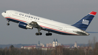 N245AY - Boeing 767-201(ER) - US Airways