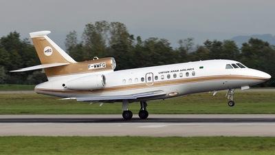F-WWFG - Dassault Falcon 900 - Libya - Air Force