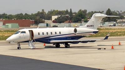 N521FX - Bombardier BD-100-1A10 Challenger 300 - Bombardier FlexJet