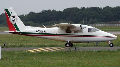 I-GIFE - Partenavia P.68C Victor - Compagnia Generale Ripreseaeree - CGR