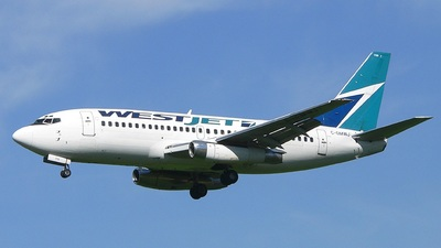 C-GMWJ - Boeing 737-281(Adv) - WestJet Airlines