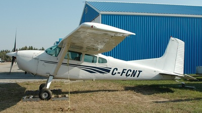 C-FCNT - Cessna A185F Skywagon - Private