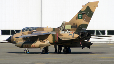 6613 - Panavia Tornado IDS - Saudi Arabia - Air Force