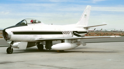 N86FS - Canadair CL-13A Sabre Mk.5 - Private