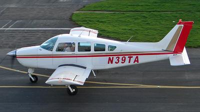 A picture of N39TA - Beech B24R Sierra 200 - [MC230] - © Robert Beaver