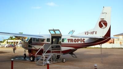 V3-HFV - Cessna 208B Grand Caravan - Tropic Air