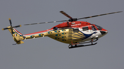 J4063 - Hindustan Aeronautics ALH Dhruv - India - Air Force