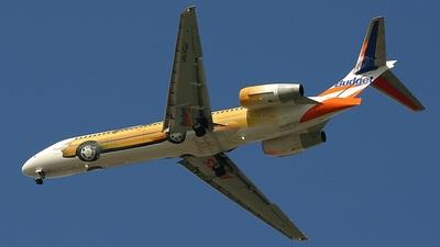 VH-VQJ - Boeing 717-231 - Jetstar Airways
