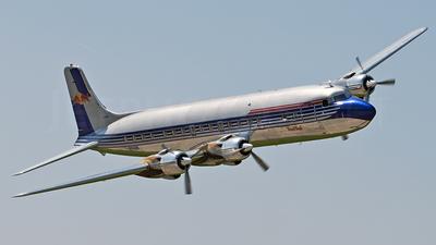 N996DM - Douglas DC-6B - The Flying Bulls