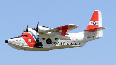 N226CG - Grumman HU-16B Albatross - United States - US Coast Guard (USCG)