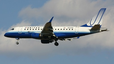N634RW - Embraer 170-100SE - United Express (Shuttle America)