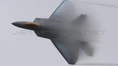 03-4050 - Lockheed Martin F-22A Raptor - United States - US Air Force (USAF)
