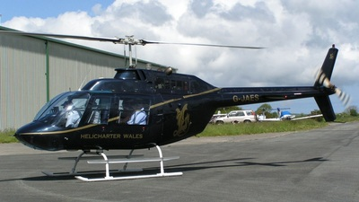 A picture of GJAES - Bell 206B JetRanger III - [1513] - © Robert Hodgson