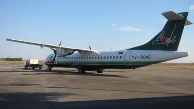 YV-1004C - ATR 72-200 - LAI - Línea Aérea IAACA