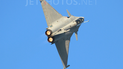 311 - Dassault Rafale B - France - Air Force