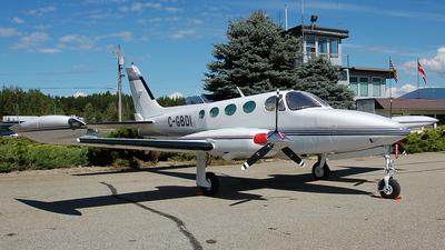 C-GBDI - Cessna 340A - Private