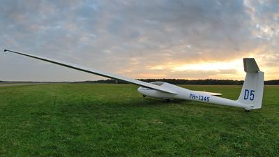 A picture of PH1345 - Alexander Schleicher ASK21 - [21285] - © Diezel
