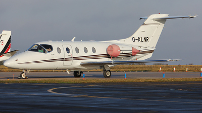 G-KLNR - Hawker Beechcraft 400A - Private