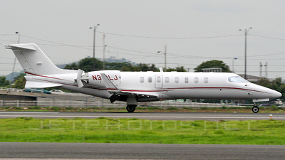 N310LJ - Bombardier Learjet 45 - Private
