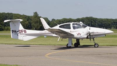 PH-DFB - Diamond DA-42 Twin Star - Dutch Flight Academy (DFA)