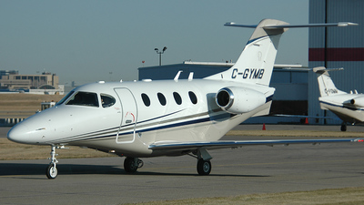 C-GYMB - Hawker Beechcraft 390 Premier IA - Private