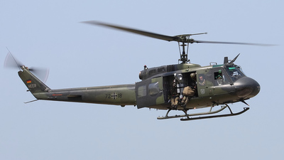 72-18 - Bell UH-1D Iroquois - Germany - Army