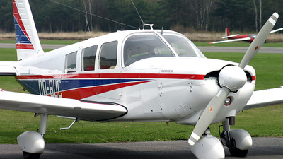 OO-BUC - Piper PA-32-260 Cherokee Six - Private