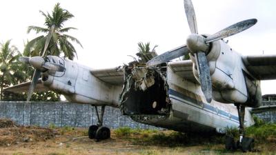 YL-LDB - Antonov An-26B - Latavio - Latvian Airlines