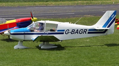 A picture of GBAGR - Robin DR400/140 - [753] - © IAN CHANTLER